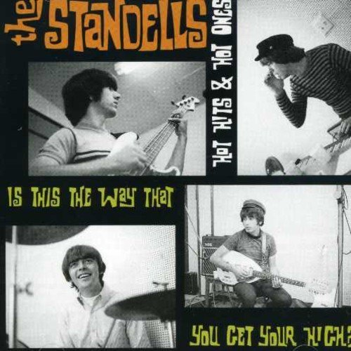 Standells Hot Hits & Hot Ones Is This Th Import Gbr