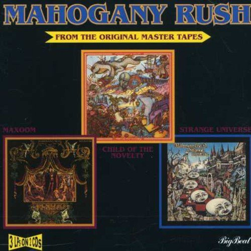 Mahogany Rush Child Of The Novelty Maxoom St Import Gbr 2 CD Set 3 On 2