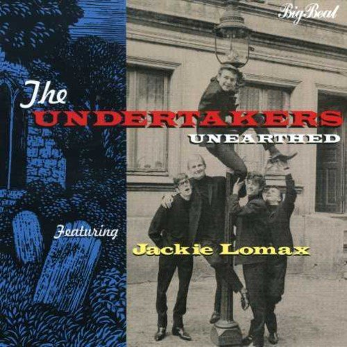 Undertakers Unearthed Import Gbr
