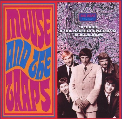 Mouse & The Traps Fraternity Years Import Gbr