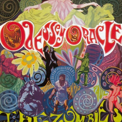 Zombies Odessey & Oracle Import Gbr