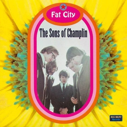 Sons Of Champlin Fat City Import Gbr