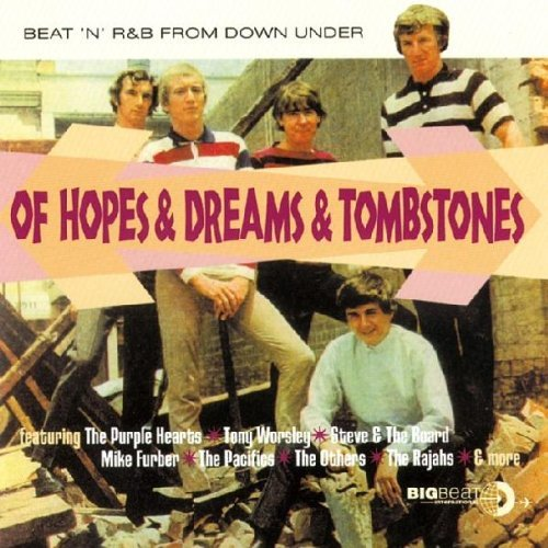 Of Hopes & Dreams & Tombstones Of Hopes & Dreams & Tombstones Import Gbr