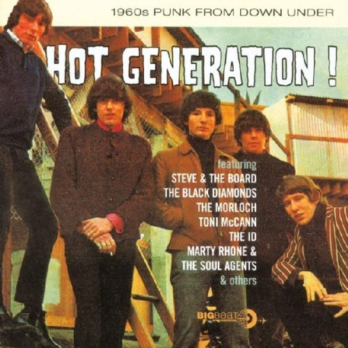 Hot Generation! 1960s Punk Fro Hot Generation! 1960s Punk Fro Import Gbr Sunsets Purple Hearts Kruger