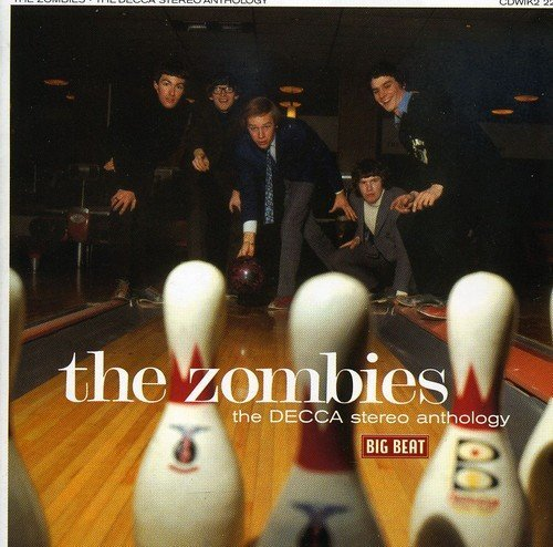 Zombies Decca Stereo Anthology Import Gbr 2 CD