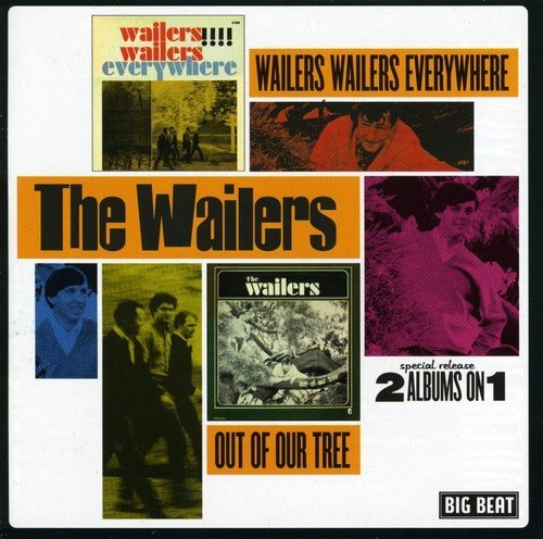 Wailers Wailers Wailers Everywhere Out Import Gbr