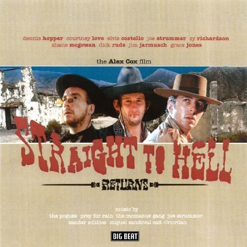 Straight To Hell Soundtrack Import Gbr