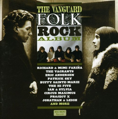 Vanguard Folk Rock Album Vanguard Folk Rock Album Import Gbr