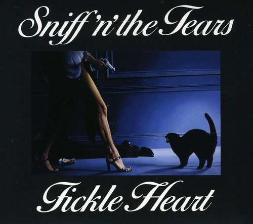 Sniff N The Tears Fickle Heart Import Gbr Digipak Incl. Bonus Track Remastered
