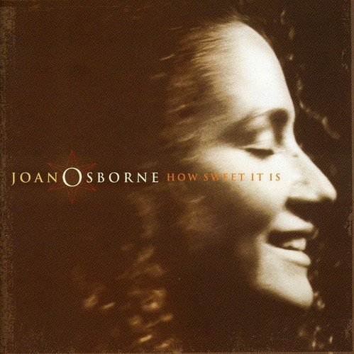 Joan Osborne How Sweet It Is Import Eu