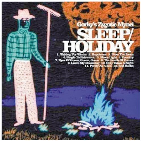Gorky's Zygotic Mynci Sleep Holiday Import Gbr