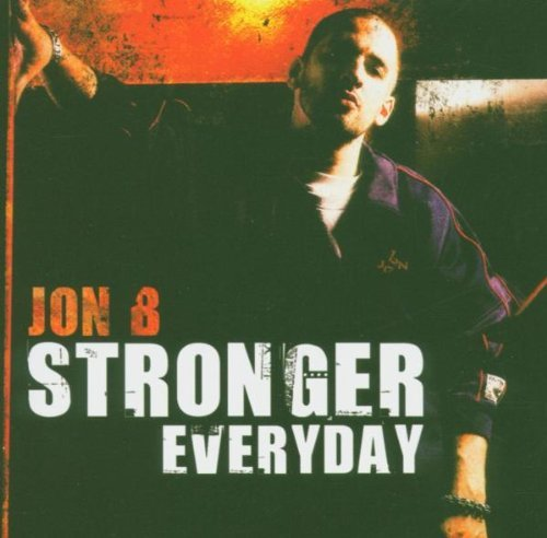 Jon B. Stronger Everyday Import Eu