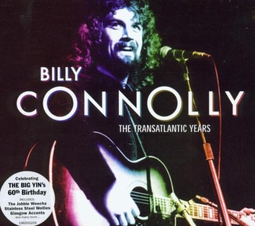 Billy Connolly Anthology Import Gbr