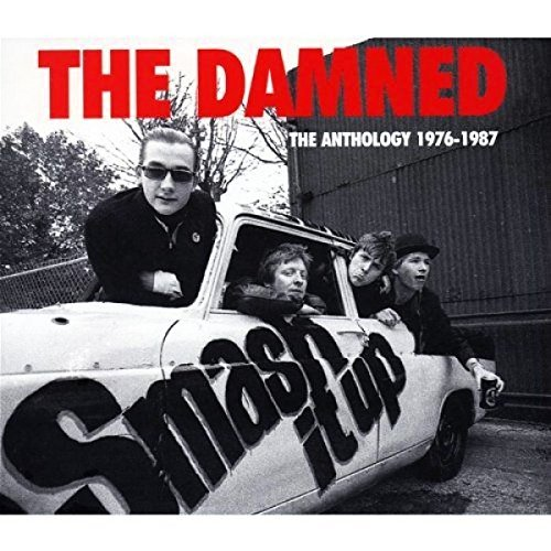 Damned Smash It Up Anthology 1976 87 Import Gbr