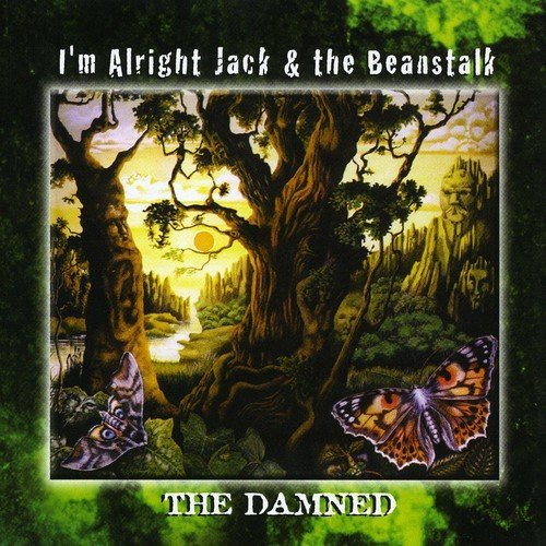 Damned I'm Alright Jack & The Beansta Import Gbr Incl. Bonus Tracks