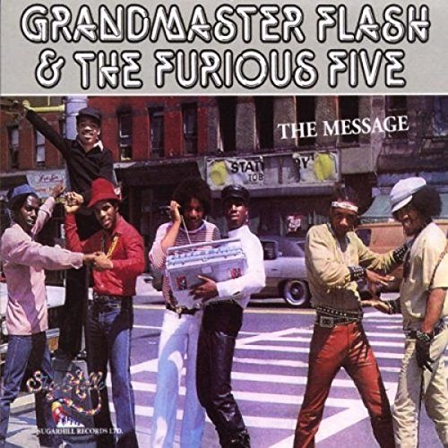 Grandmaster Flash & Furious 5 Message Import Gbr