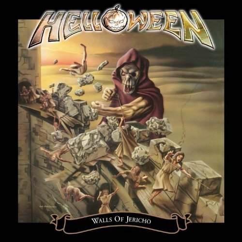 Helloween Walls Of Jericho Import Arg Incl. Bonus CD Remastered