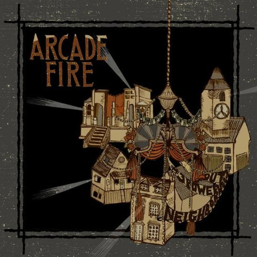 Arcade Fire Power Out Import Gbr