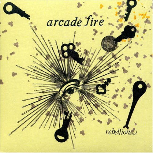 Arcade Fire Rebellion (lies) Import Gbr