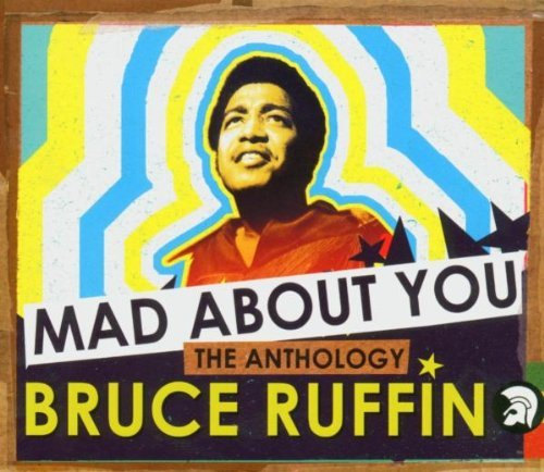 Bruce Ruffin Mad About You Anthology Import Gbr 2 CD Set