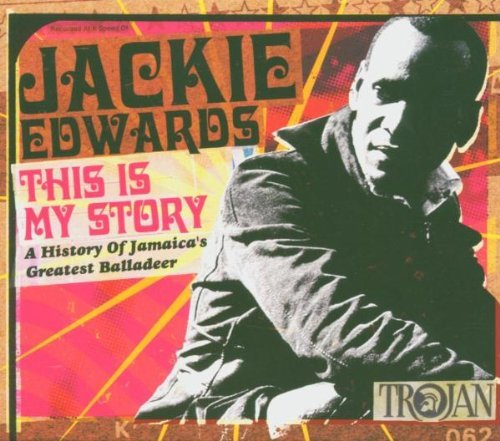 Jackie Edwards This Is My Story Anthology Import Gbr 2 CD Set