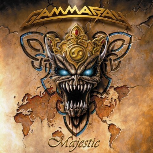 Gamma Ray Majestic Import Eu