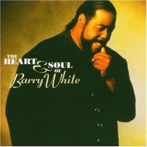 White Barry Heart & Soul Of Barry White Import Gbr