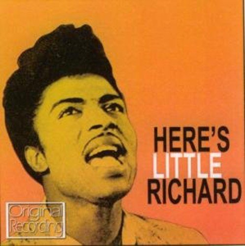 Little Richard Here's Little Richard Import Gbr