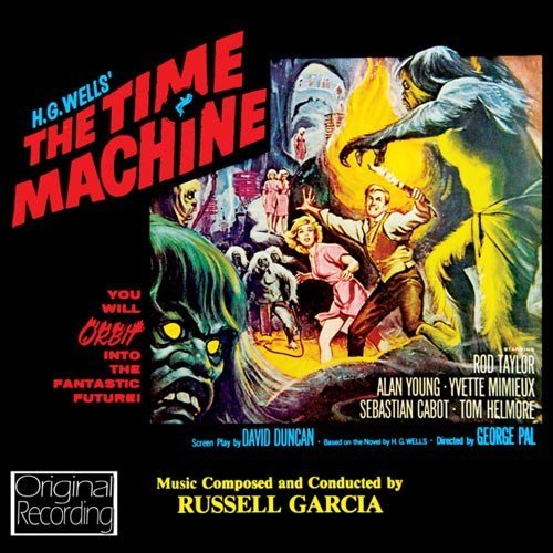 Time Machine Soundtrack Import Gbr