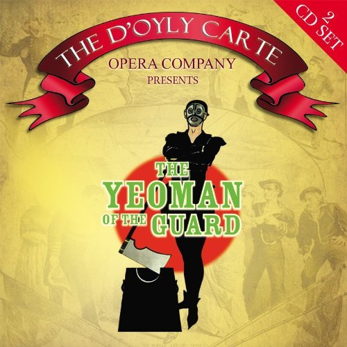 D'oyly Carte Opera Company Yeoman Of The Guard Import Gbr 2 CD