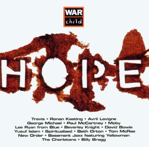 War Child Hope War Child Hope Import Aus