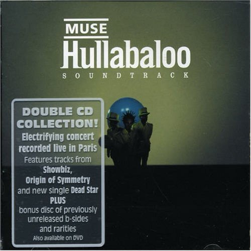 Muse Hullabaloo Soundtrack Import Gbr 2 CD