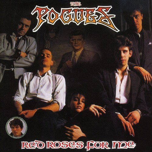 Pogues Red Roses For Me Import Gbr Incl. Bonus Tracks