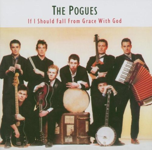 Pogues If I Should Fall From Grace Wi Import Gbr Incl. Bonus Tracks