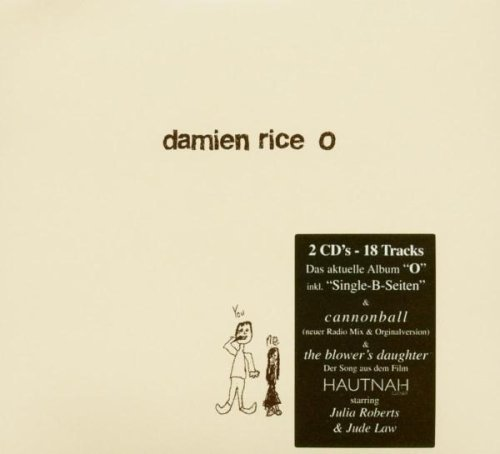 Damien Rice O + B Sides Import Eu 2 CD