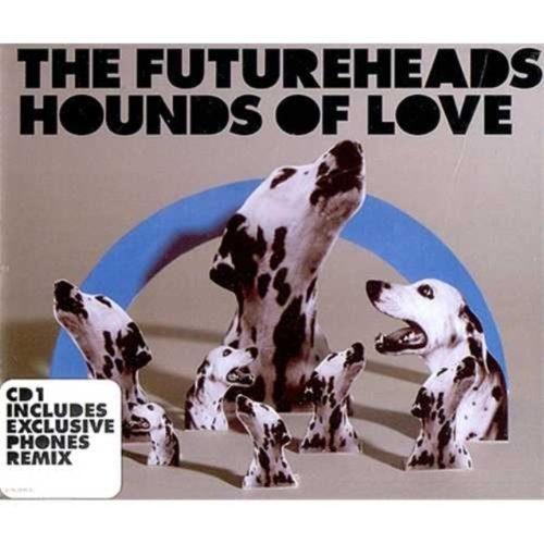 Futureheads Hounds Of Love Pt. 1 Import Gbr