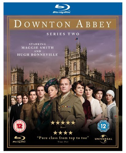 Downton Abbey Series 2 Downton Abbey Import Gbr 3 Blu Ray