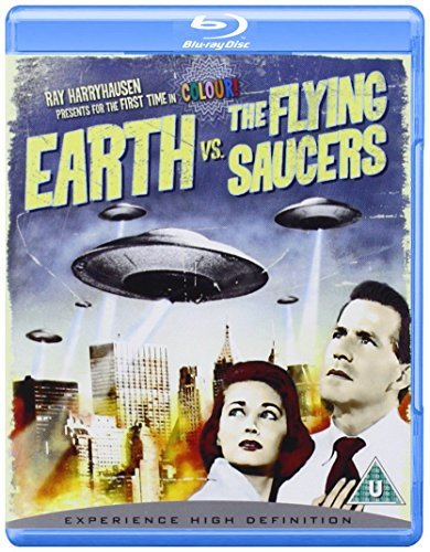 Earth Vs. The Flying Saucers ( Earth Vs. The Flying Saucers Import Gbr