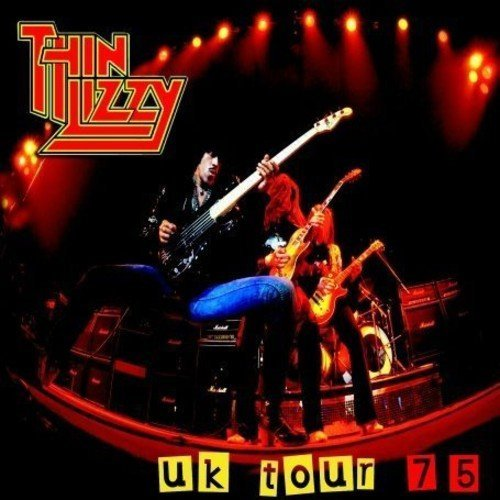 Thin Lizzy Uk Tour '75 Import Gbr
