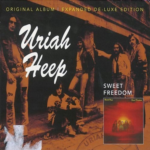 Uriah Heep Sweet Freedom Import Gbr Incl. Bonus Tracks