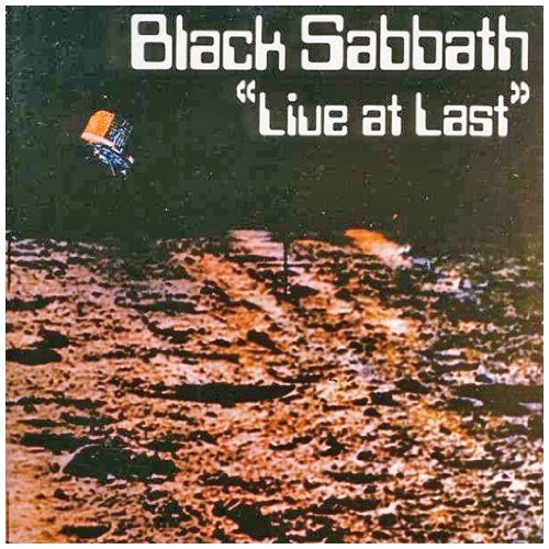 Black Sabbath Live At Last Import Gbr