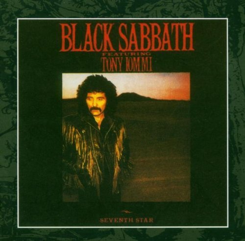 Black Sabbath Seventh Star Import Gbr