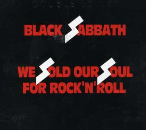 Black Sabbath We Sold Our Souls Import Gbr 2 CD