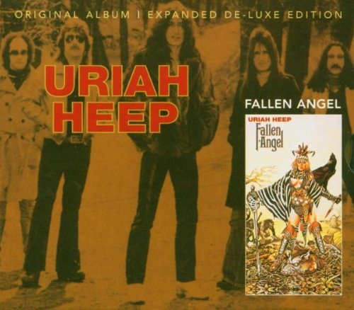 Uriah Heep Fallen Angel Import Gbr Incl. Bonus Tracks