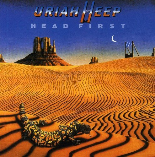 Uriah Heep Head First Import Gbr