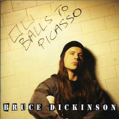 Bruce Dickinson Balls To Picasso Import Gbr 2 CD Set