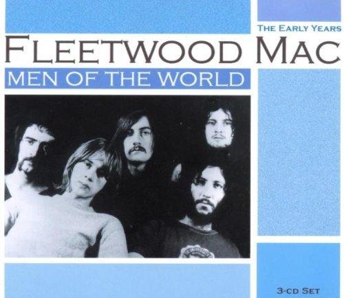 Fleetwood Mac Men Of The World Blues Years Import Gbr 3 CD Set