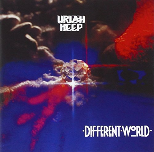 Uriah Heep Different World Import Gbr Incl. Bonus Tracks