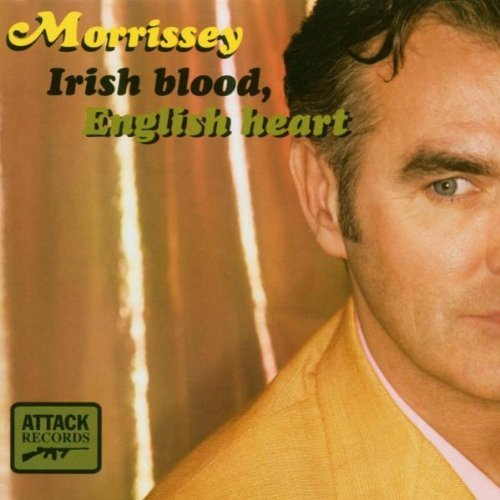 Morrissey Irish Blood English Heart Import Gbr