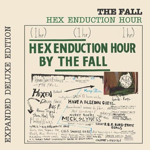Fall Hex Enduction Hour Import Gbr 2 CD Set Incl. Bonus Tracks